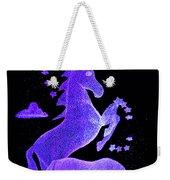 Starry Unicorns Weekender Tote Bag