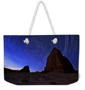 Stars Above The Moon Weekender Tote Bag