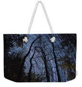 Stars And Silhouettes Weekender Tote Bag