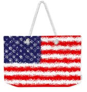 Stars And Stars And Stripes Weekender Tote Bag