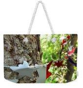 Stars Around Tree 1 Weekender Tote Bag