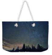 Stars At Night Weekender Tote Bag