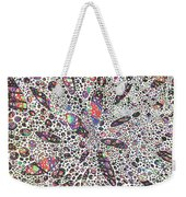 Stars Give Birth To Color Weekender Tote Bag