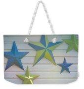Stars Weekender Tote Bag