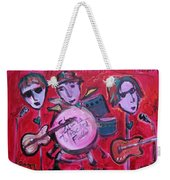Stars Of Track And Field At Monolith Weekender Tote Bag