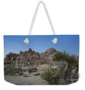 Stars Shining Over Indian Cove Weekender Tote Bag