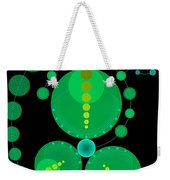 Starship Color Weekender Tote Bag