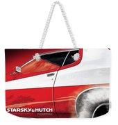 Starsky And Hutch Weekender Tote Bag