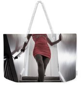Stat Is Going To Paint The Town Red Weekender Tote Bag