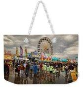 State Fair Of Oklahoma Weekender Tote Bag