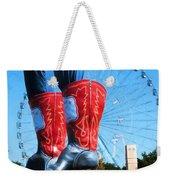 State Fair Of Texas Icons Weekender Tote Bag