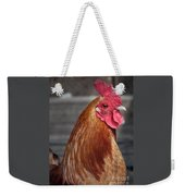 State Fair Rooster Weekender Tote Bag