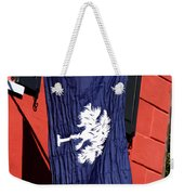 State Flag Of South Carolina Weekender Tote Bag