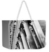 Stately Colonnade Weekender Tote Bag