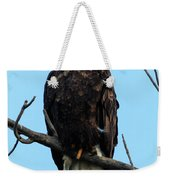Stately Eagle Weekender Tote Bag