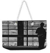 Staten Island Silhouette  Weekender Tote Bag