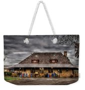 Station - Westfield Nj - The Train Station Weekender Tote Bag