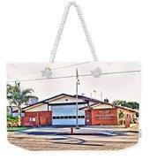 Station 127 Weekender Tote Bag