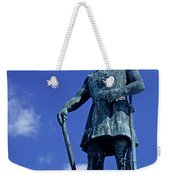 Statue Of Leif Ericksson  Weekender Tote Bag