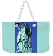 Statue Of Liberty 10 Weekender Tote Bag
