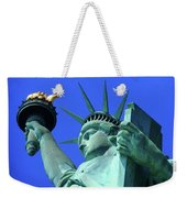 Statue Of Liberty 11 Weekender Tote Bag