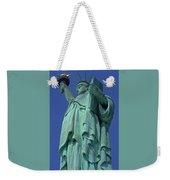 Statue Of Liberty 12 Weekender Tote Bag