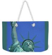 Statue Of Liberty 14 Weekender Tote Bag