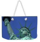 Statue Of Liberty 15 Weekender Tote Bag