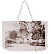 Statue Of Liberty 1883 Weekender Tote Bag