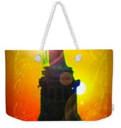 Statue Of Liberty 7 Weekender Tote Bag