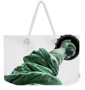 Statue Of Liberty, Arm, 3 Weekender Tote Bag
