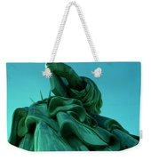 Statue Of Liberty New York City Weekender Tote Bag