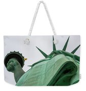 Statue Of Liberty, Torch And Crown Weekender Tote Bag