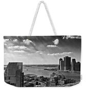 Statue Of Liberty View Weekender Tote Bag