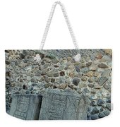 Statues Of Danzantes Weekender Tote Bag