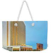 Stay A While Weekender Tote Bag