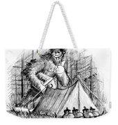 Stealin The Cooler - Sasquatch Weekender Tote Bag