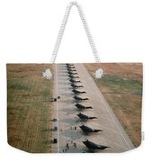 Stealth Fighters 37 Tactical Fighter Wing Weekender Tote Bag