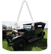 Steam Car Weekender Tote Bag