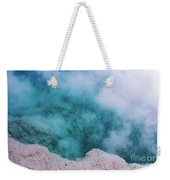 Steam Hole Weekender Tote Bag