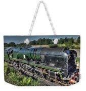 Steam Locomotive 34027 The Taw Valley Weekender Tote Bag
