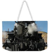 Steam Power Weekender Tote Bag