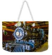Steam Train 25 Weekender Tote Bag