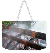Steamboat Weekender Tote Bag