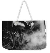 Steamed Weekender Tote Bag