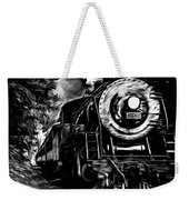 Steaming Through The Pass Weekender Tote Bag