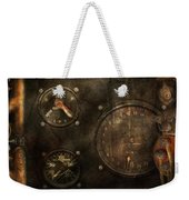 Steampunk - Check Your Pressure Weekender Tote Bag