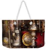 Steampunk - Needs Oil Weekender Tote Bag