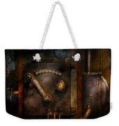 Steampunk - The Control Room  Weekender Tote Bag