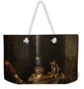 Steampunk - Plumbing - Number 4 - Universal  Weekender Tote Bag
